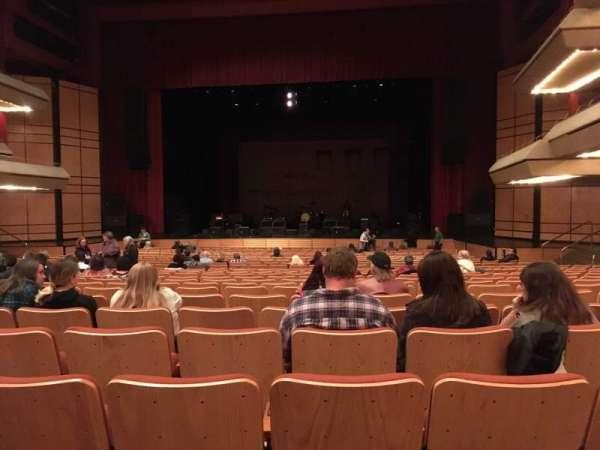 Thunder Bay Community Auditorium, secção: Orchestra, fila: W, lugar: 26
