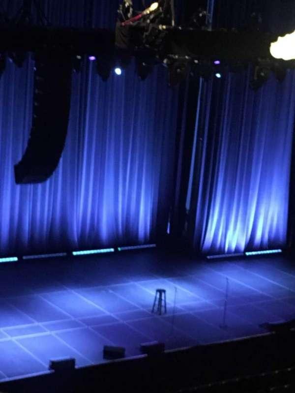 SF Masonic Auditorium, secção: Balcony 9, fila: 11, lugar: 2