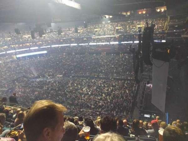 Nationwide Arena, secção: 201, fila: J, lugar: 7