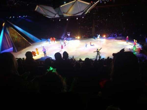 Little Caesars Arena, secção: 121, fila: 19, lugar: 14
