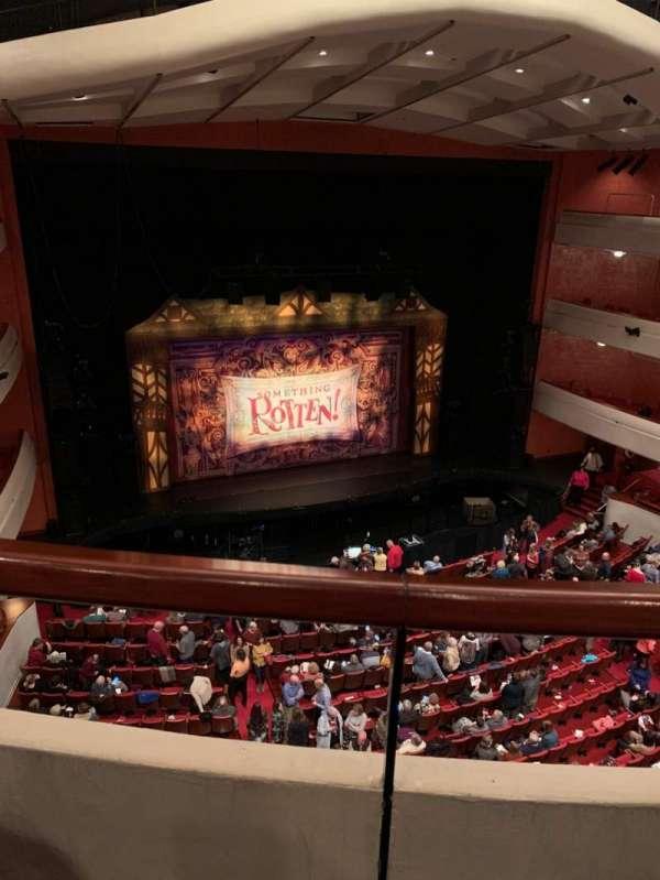 Thrivent Hall at Fox Cities Performing Arts Center, secção: Fam1, fila: A, lugar: 413