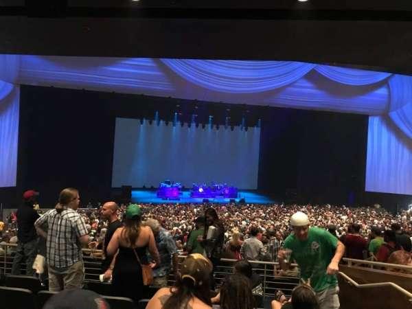 Park Theater at Park MGM, secção: 305, fila: M, lugar: 4