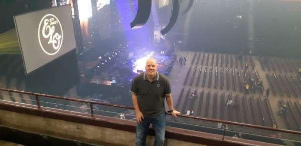 Manchester Arena, secção: 202, fila: D, lugar: 9