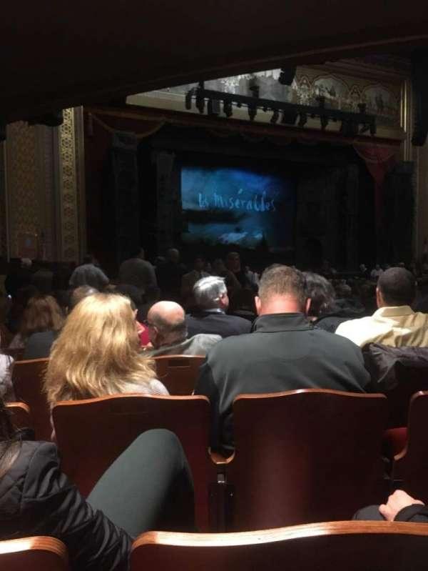 Altria Theater, secção: Orchestra, fila: Y, lugar: 505