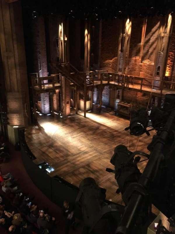 CIBC Theatre, secção: Mezzanine Box 6, fila: Bx6, lugar: 8