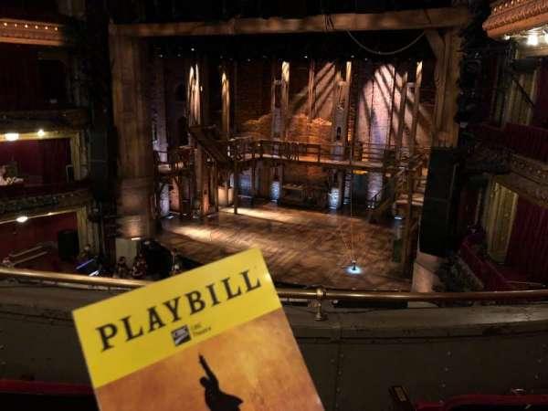 CIBC Theatre, secção: Mezzanine R, fila: C, lugar: 2