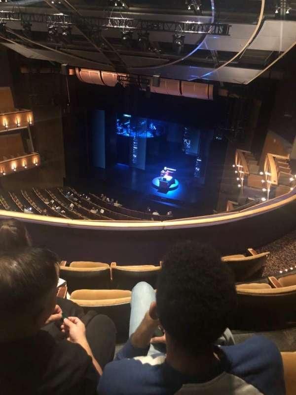 Ahmanson Theatre, secção: Balcony, fila: D, lugar: 6