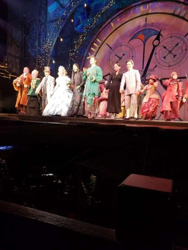 San Diego Civic Theatre, secção: Orchestra 2, fila: Cc, lugar: 16