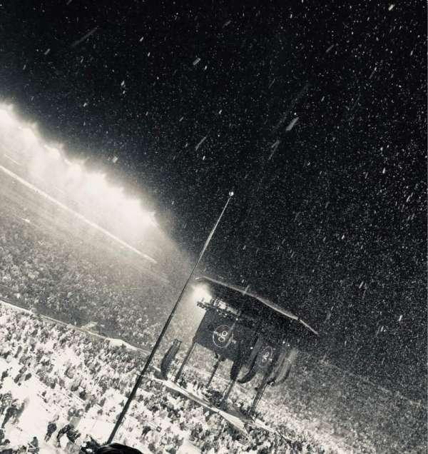 Notre Dame Stadium, secção: 16, fila: 52, lugar: 8