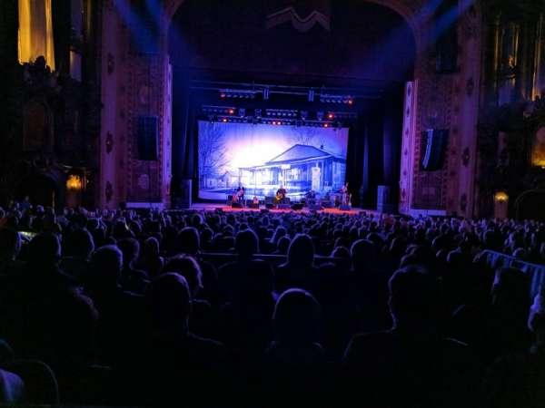 Midland Theatre, secção: 102, fila: 26, lugar: 24