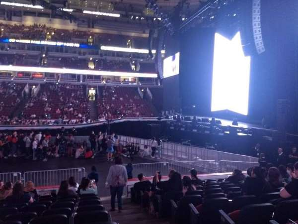 United Center, secção: 122, fila: 11, lugar: 1+2
