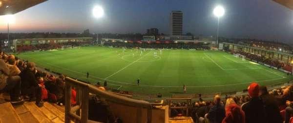 Alexandra Stadium, secção: F, fila: AA, lugar: 127