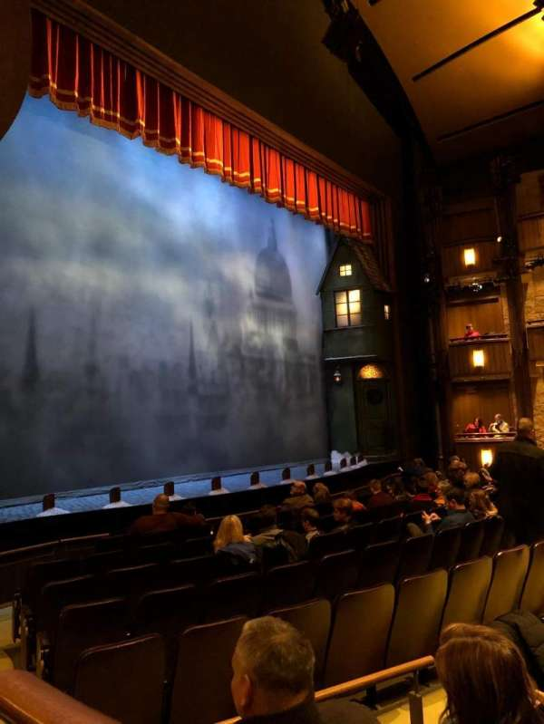 Goodman Theatre - Albert Theatre, secção: Box 4, lugar: 2