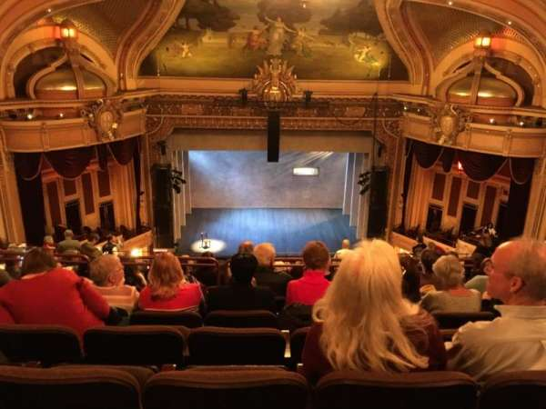Hippodrome Theatre, secção: CUBAL, fila: R, lugar: 306