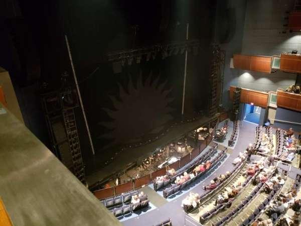 Thelma Gaylord Performing Arts Theatre, secção: Mezzanine Left Box 2, fila: A, lugar: 3