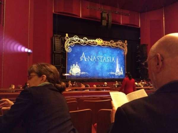 The Kennedy Center Opera House, secção: Orchestra, fila: W, lugar: 7