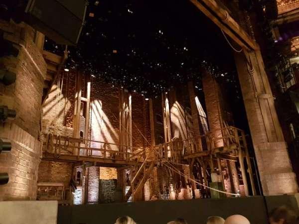 CIBC Theatre, secção: Orchestra Left, fila: E, lugar: 13