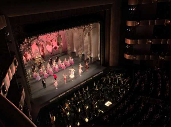 David H. Koch Theater, secção: 4th Ring, fila: AA, lugar: 15