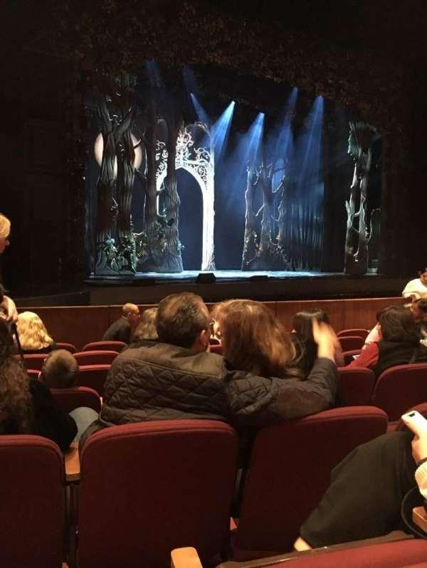 San Jose Center For The Performing Arts, secção: Orchestra Left, fila: 7, lugar: 38