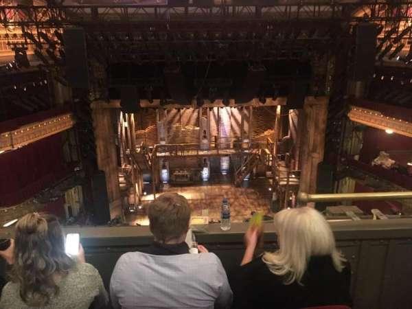 CIBC Theatre, secção: Balcony LC, fila: C, lugar: 403