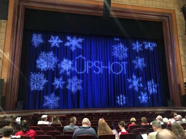 Walt Disney Theatre - Dr. Phillips Center, secção: Orchestra, fila: K, lugar: 105