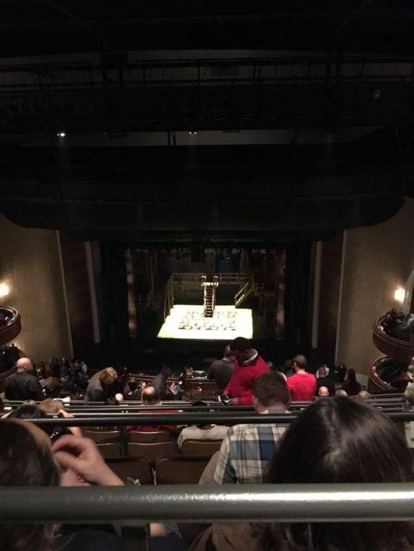 Peace Concert Hall, secção: Balcony, fila: K, lugar: 31