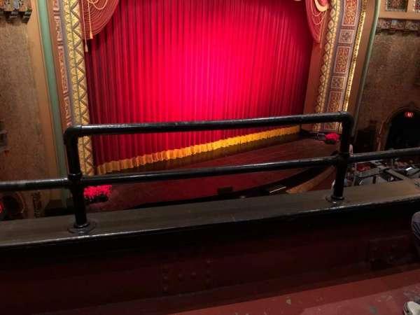 Florida Theatre, secção: L400, fila: B, lugar: 1