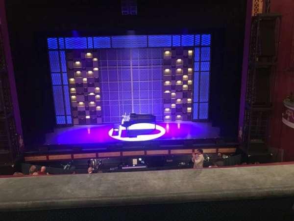 National Theatre (DC), secção: Mezz, fila: B, lugar: 106
