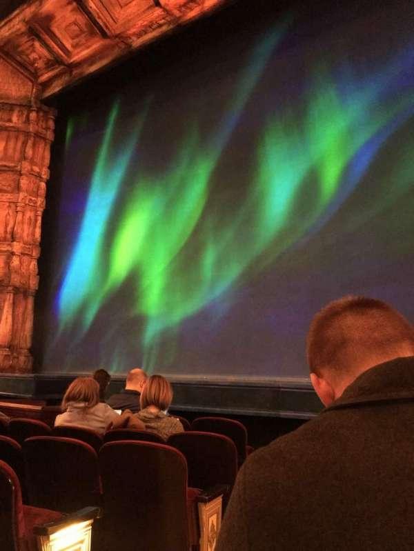 St. James Theatre, secção: Orchestre, fila: E, lugar: 2