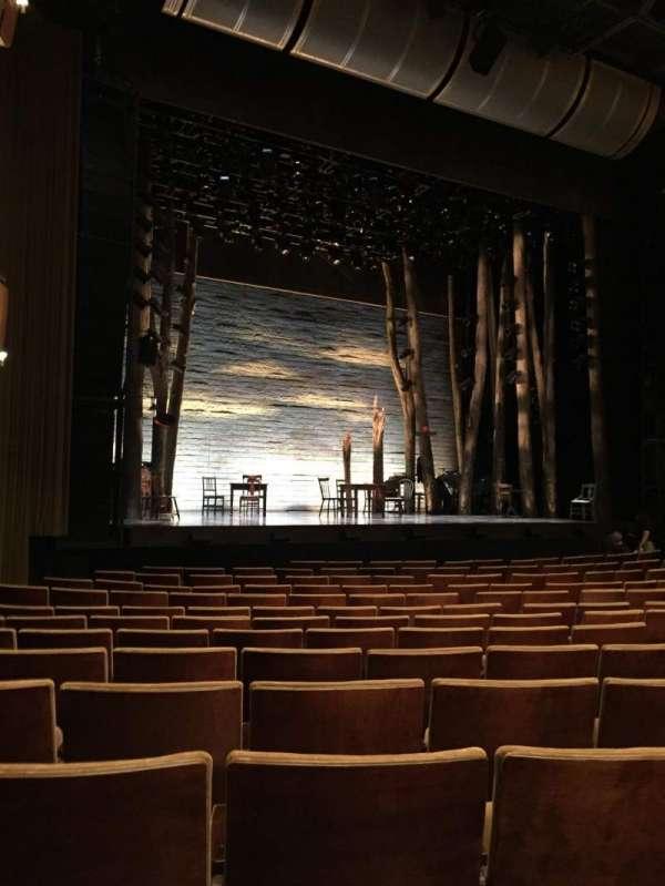 Ahmanson Theatre, secção: Orch, fila: L, lugar: 40