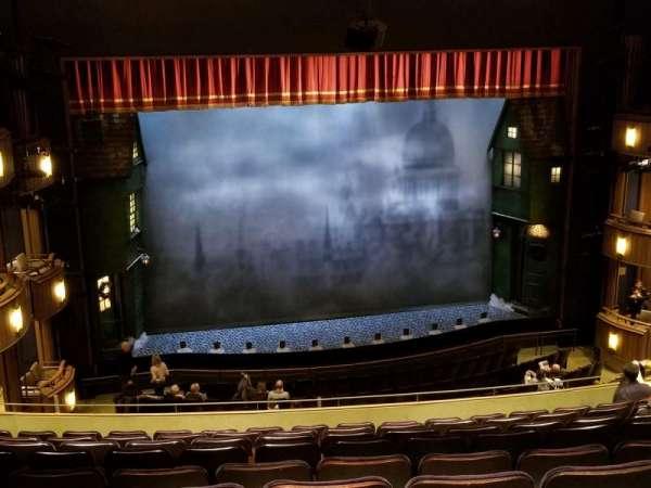 Goodman Theatre - Albert Theatre, secção: Mezzanine Level 7, fila: JJ, lugar: 7
