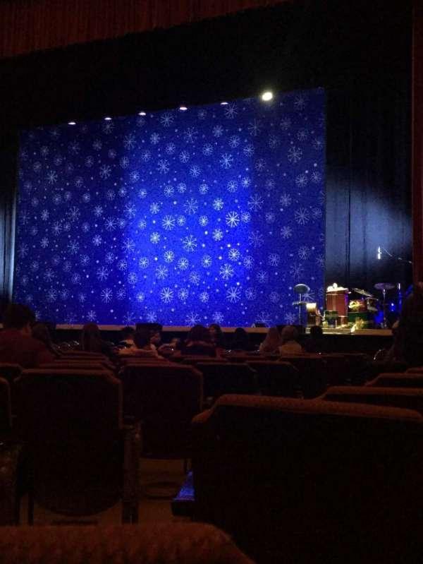 Fox Theatre (Detroit), secção: F5, fila: L, lugar: 502