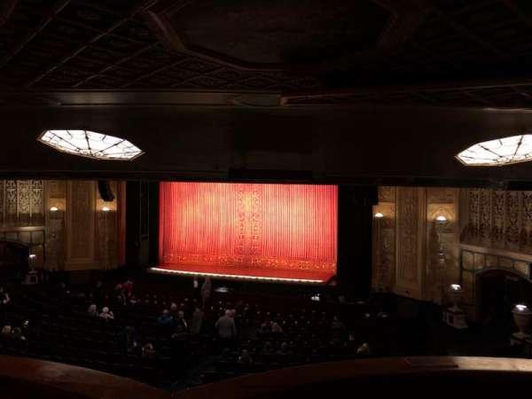Detroit Opera House, secção: Box 13, fila: 3, lugar: 12