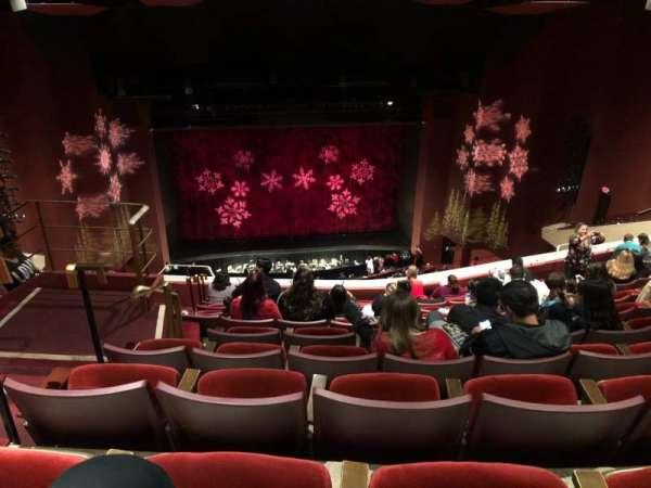 San Diego Civic Theatre, secção: Balcony L, fila: Y, lugar: 11