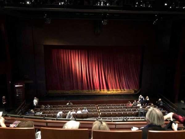 Sidney Harman Hall, secção: Mezzanine, fila: CC, lugar: 112