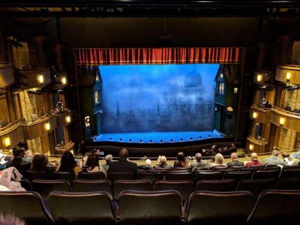 Goodman Theatre - Albert Theatre, secção: 7, fila: HH, lugar: 23