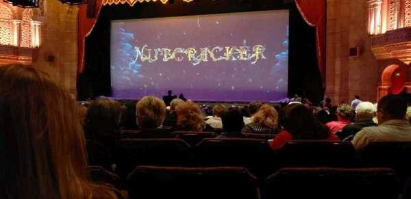 Fox Theatre (Atlanta), secção: Orchestra RC, fila: CC, lugar: 70