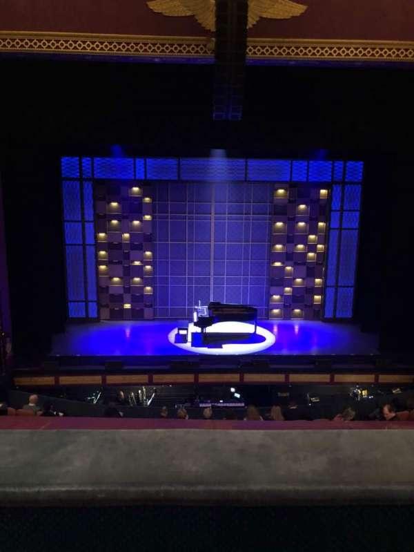 National Theatre (DC), secção: Mezzanie, fila: B, lugar: 109