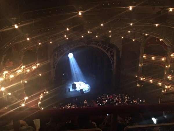Lyric Theatre, secção: Balcony L, fila: C, lugar: 9