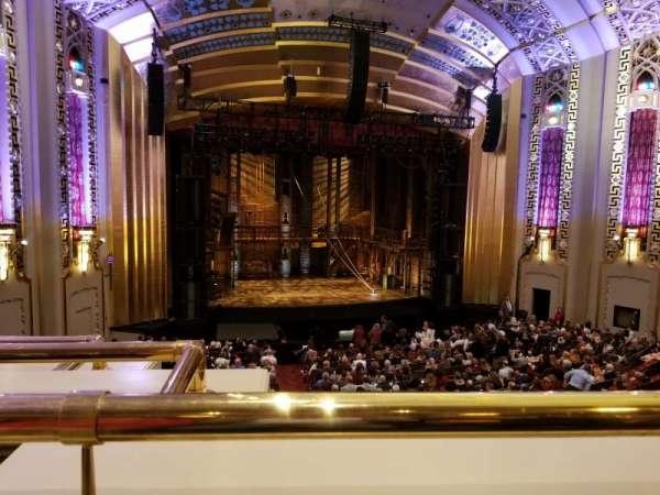 The Bushnell Center for the Performing Arts - Mortensen Hall, secção: Mezzanine C, fila: B, lugar: 209 and 211