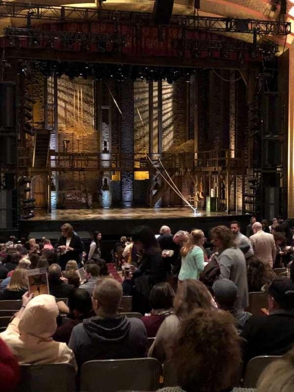 The Bushnell Center for the Performing Arts - Mortensen Hall, secção: Box 2, fila: B, lugar: 8