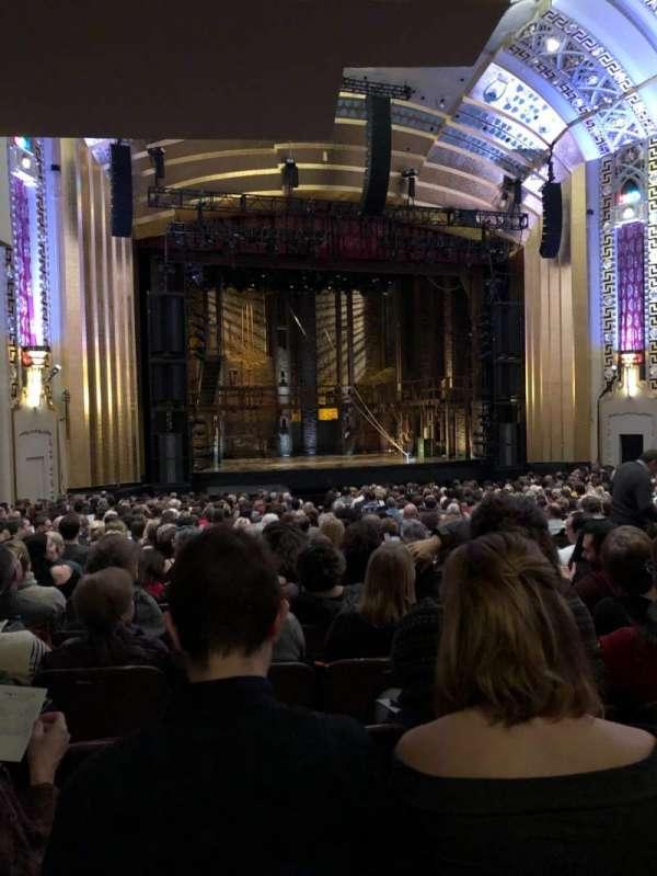 The Bushnell Center for the Performing Arts - Mortensen Hall, secção: Box 1, fila: A, lugar: 2