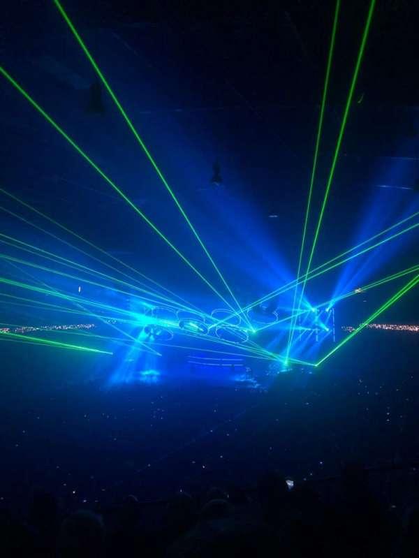 Allstate Arena, secção: 213, fila: F, lugar: 26