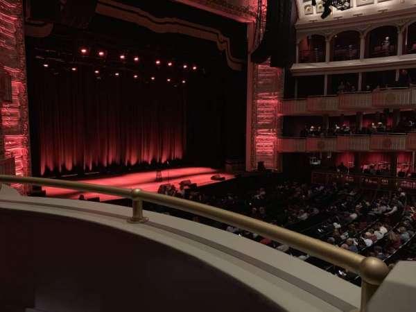 The Met Philadelphia, secção: Grand Salle Box 13, fila: A, lugar: 3