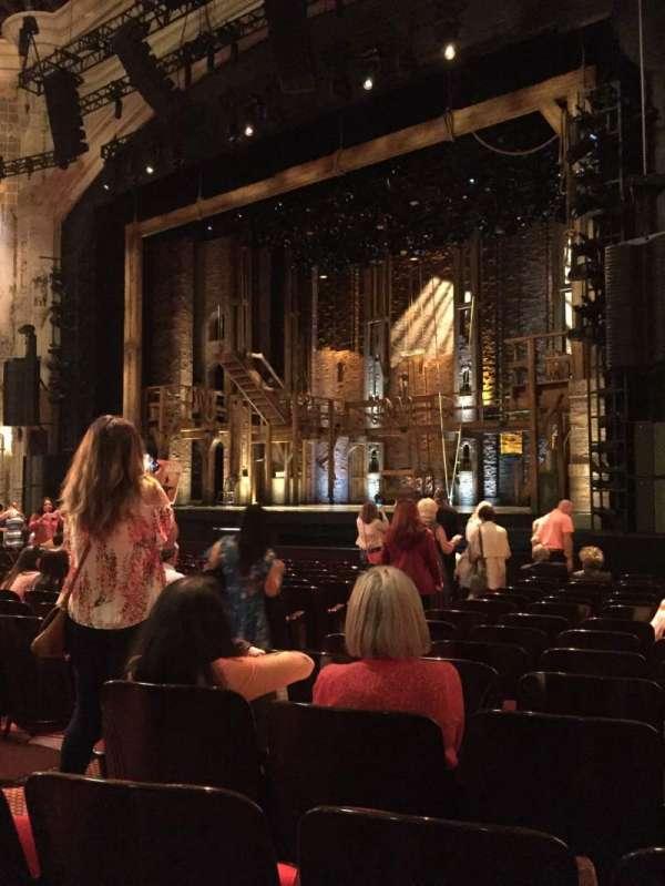 Orpheum Theatre (San Francisco), secção: Orchestra Right, fila: P, lugar: 8