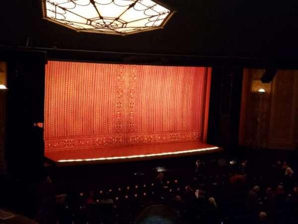 Detroit Opera House, secção: Box 4, fila: 3, lugar: 10