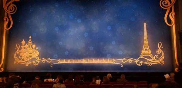 Broadhurst Theatre, secção: Orchestra C, fila: K, lugar: 110