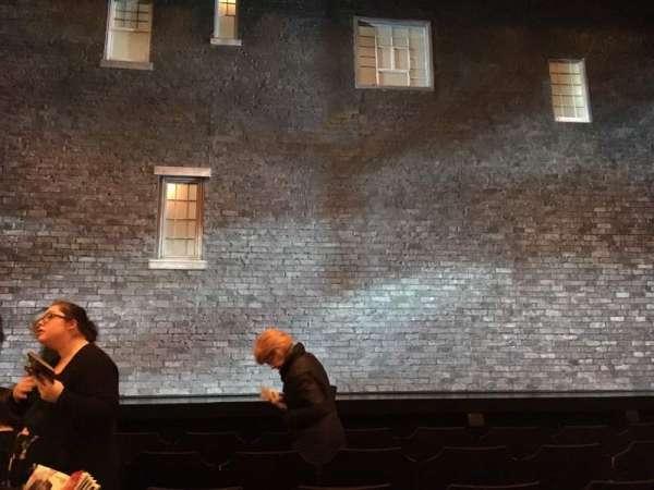 John Golden Theatre, secção: Orchestra C, fila: G, lugar: 111