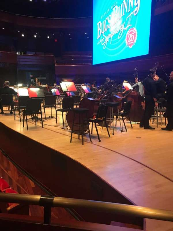 Verizon Hall at the Kimmel Center, secção: Orchestra, fila: Box 1, lugar: Seat 2