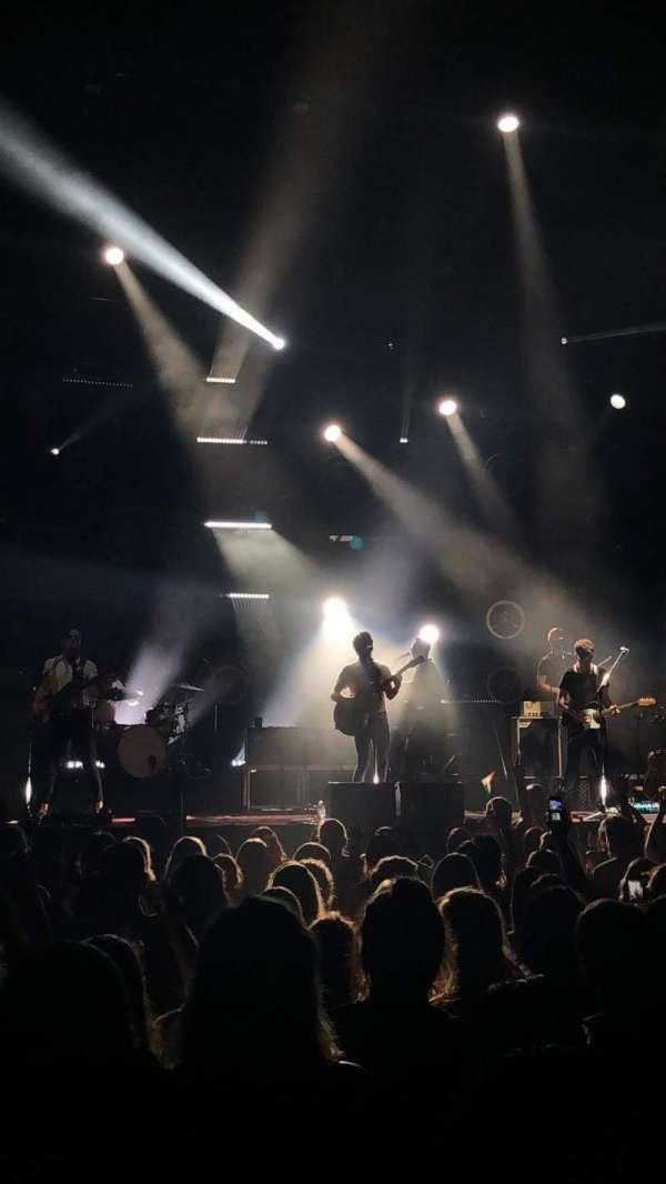 PNC Music Pavilion, secção: 2, fila: 27